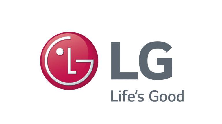 LG 2015 logo 3D